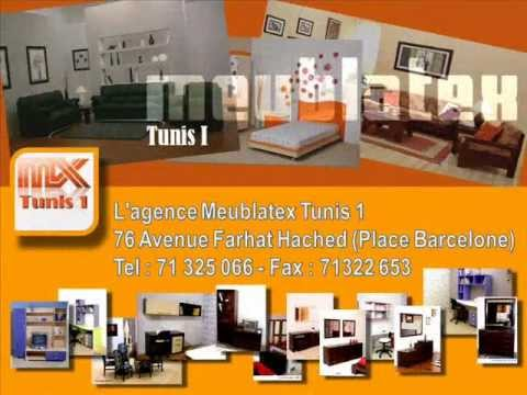Meublatex tunis 1 youtube for Catalogue meuble tunisie avec prix