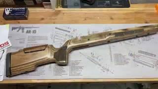 Gambar cover Boyds Gunstocks Pro Varmint - Savage 12FV