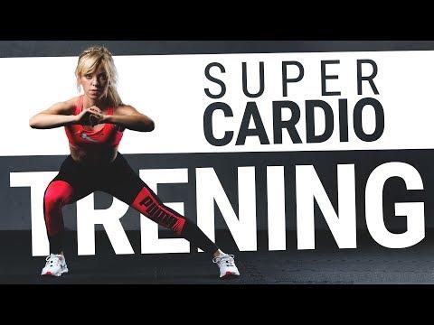 SUPER CARDIO - spalanie & kondycja | pełny trening cardio w domu! 🔥 | #FITJESIEŃ