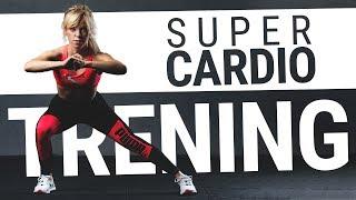 SUPER CARDIO - spalanie & kondycja   pełny trening cardio w domu!     #FITJESIEŃ