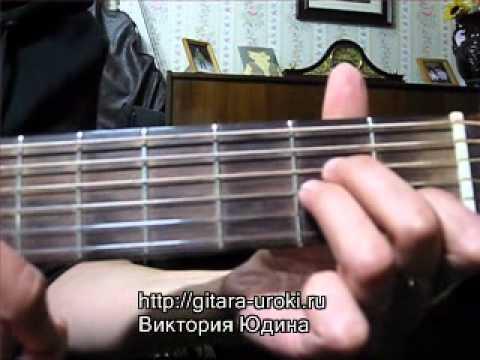 Разбор песни Джинсо-банано. Виктория Юдина
