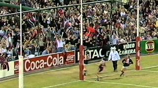 Brisbane Bears vs Essendon Bombers - 1996 Qualifying Final - T…