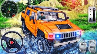 Offroad 4x4 SUV Çekiç Macerası - Jeep Dağ Yarışı Simülatörü - Android GamePlay # 2
