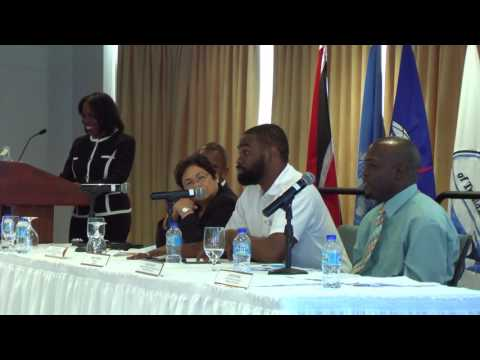 Caribbean Fintech 2016 – Panel Discussion – Finding a balanc