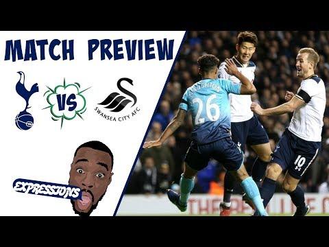 Tottenham Hotspur vs Swansea City MATCH PREVIEW | Premier League 2017-18