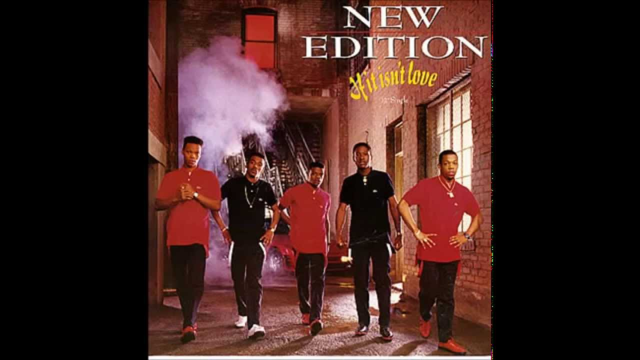 New edition images if it isn't love wallpaper and background.