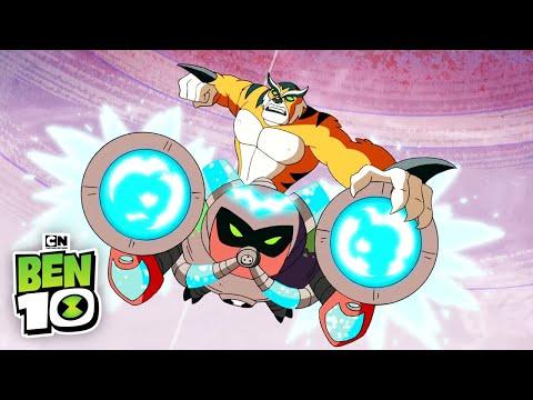 Ben 10 | Dr. Animo + Ben Team Up | Cartoon Network