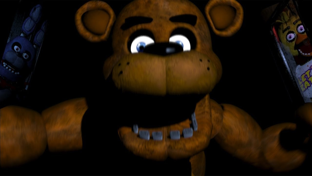 Five nights at freddys puppet cute