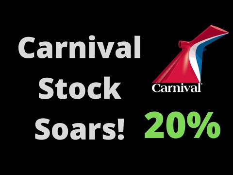 Is CCL Stock a Good Buy Now? Carnival Cruise Stock Soars 20%!