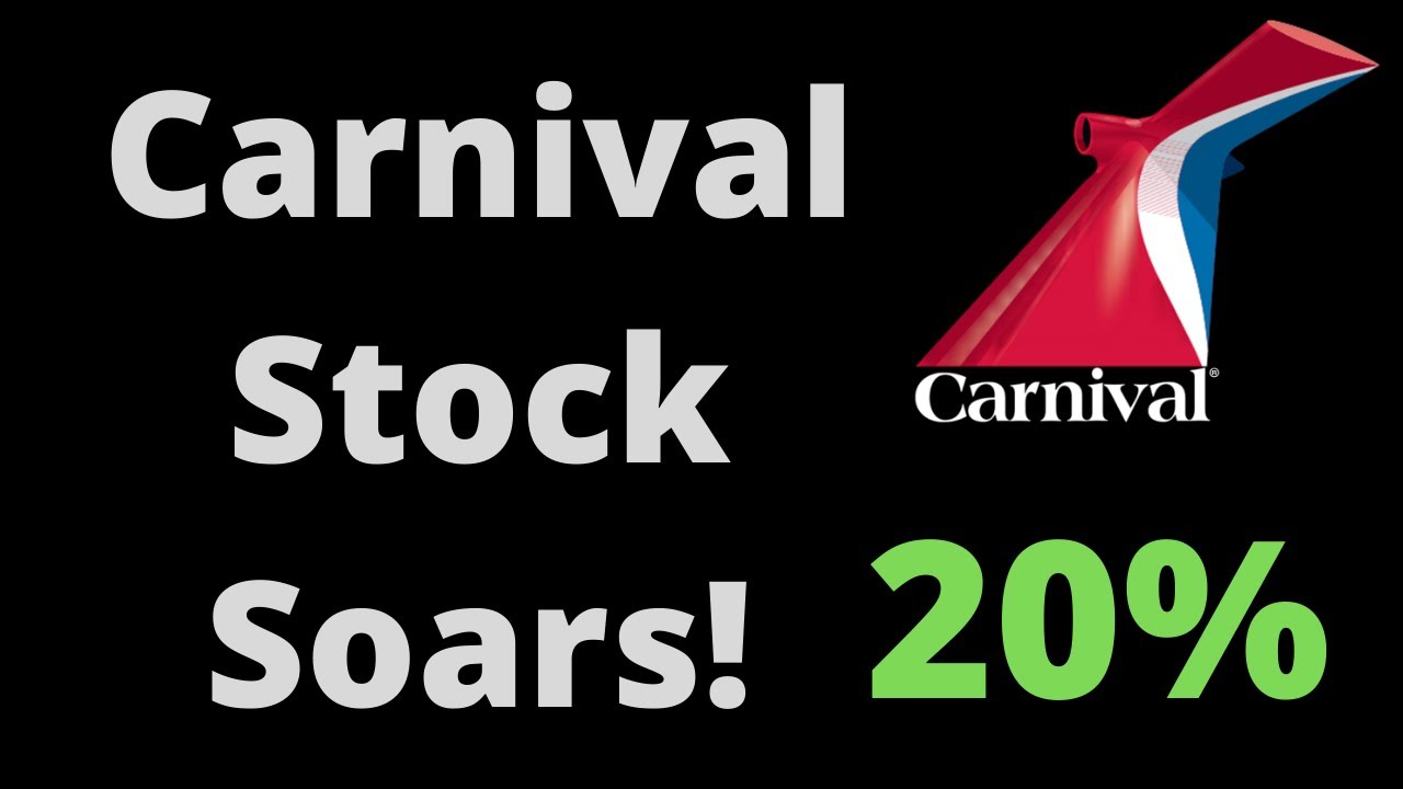 Carnival Stock Up on News of Stake Sale to Saudi Arabia's PIF