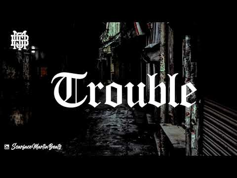 'Trouble' – Hip Hop Underground Instrumental | Old School Boom Bap Type Beat | Base De Rap