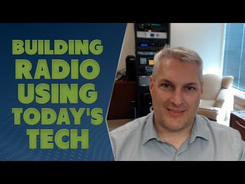Building Radio Using Today's Tech with Michael Gay - TWiRT Ep. 319