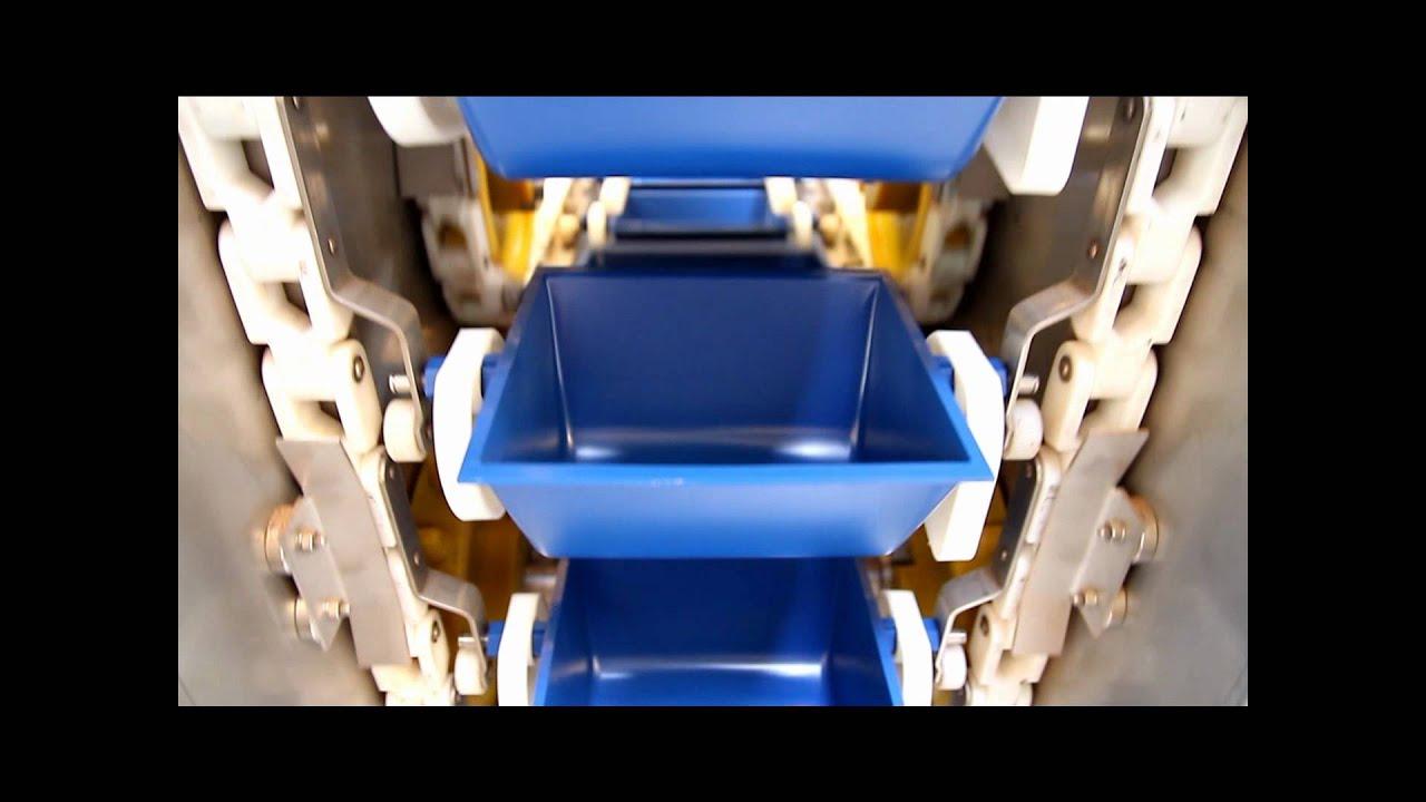 Gough Engineering Swinglink Bucket Elevator Conveying