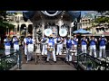 MARCHING BAND ON MAIN STREET USA | Disneyland Paris - Pirates of the Caribbean | Wheel of Fortune