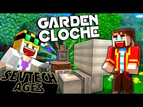 Minecraft: SevTech - GARDEN CLOCHE - Age 5 #17