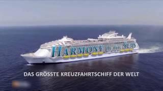 Mehr als 1,5 Milliarden Dollar Baukosten für ein Luxus - Kreuzfahrtschiff - Kapitalismus pervers