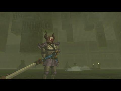 Zelda: Breath of the Wild - Phantom Armor Set Locations (EX Treasure: Phantasma)