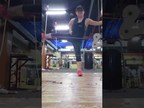 Sexy Fitness: Lower Physique, Hips,Thighs(6)-Senaman Melangsingkan/Mengecilkan Paha, Punggung, Pantat(6)
