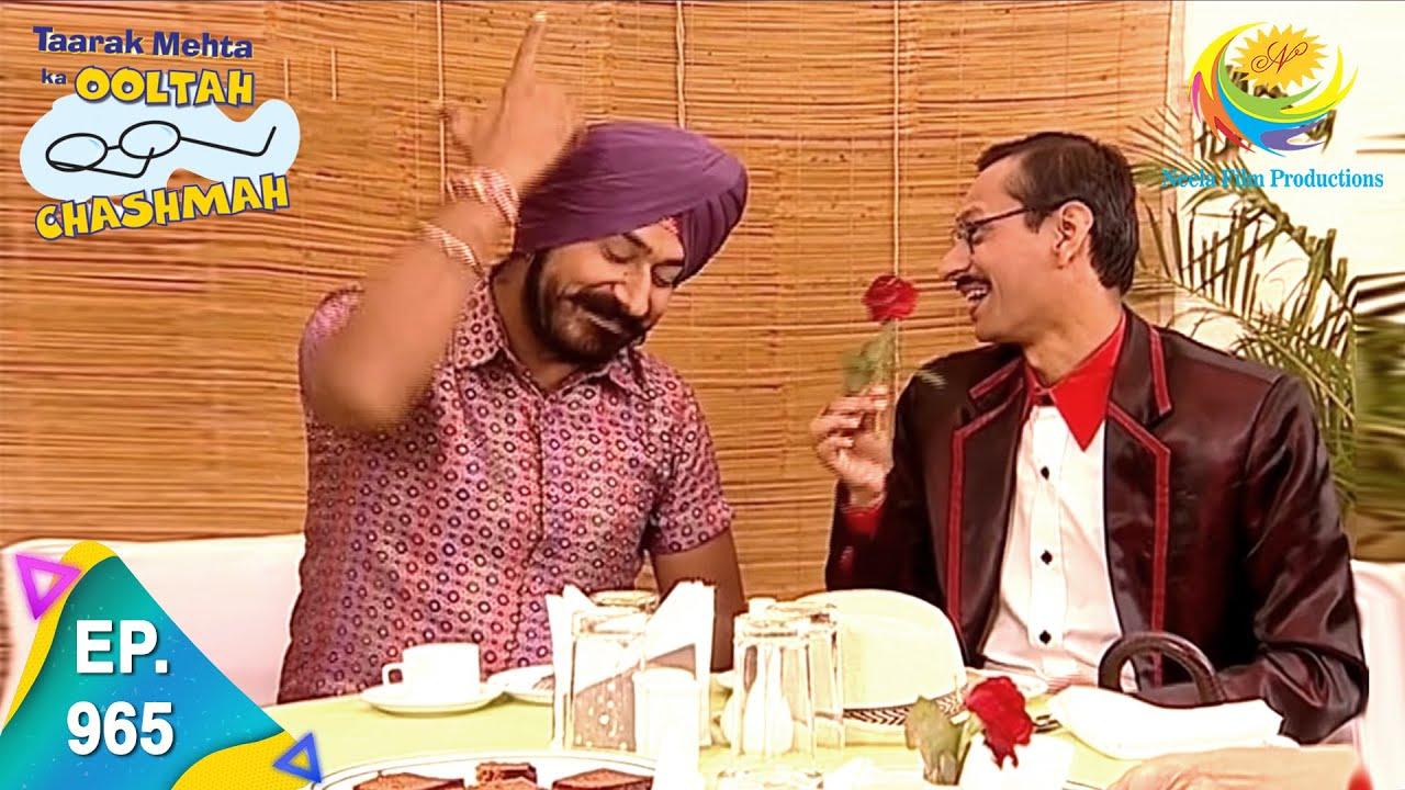 Download Taarak Mehta Ka Ooltah Chashmah - Episode 965 - Full Episode