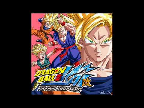 Dragon ball Kai 2014 OST - 11.Theme Of Vegeta