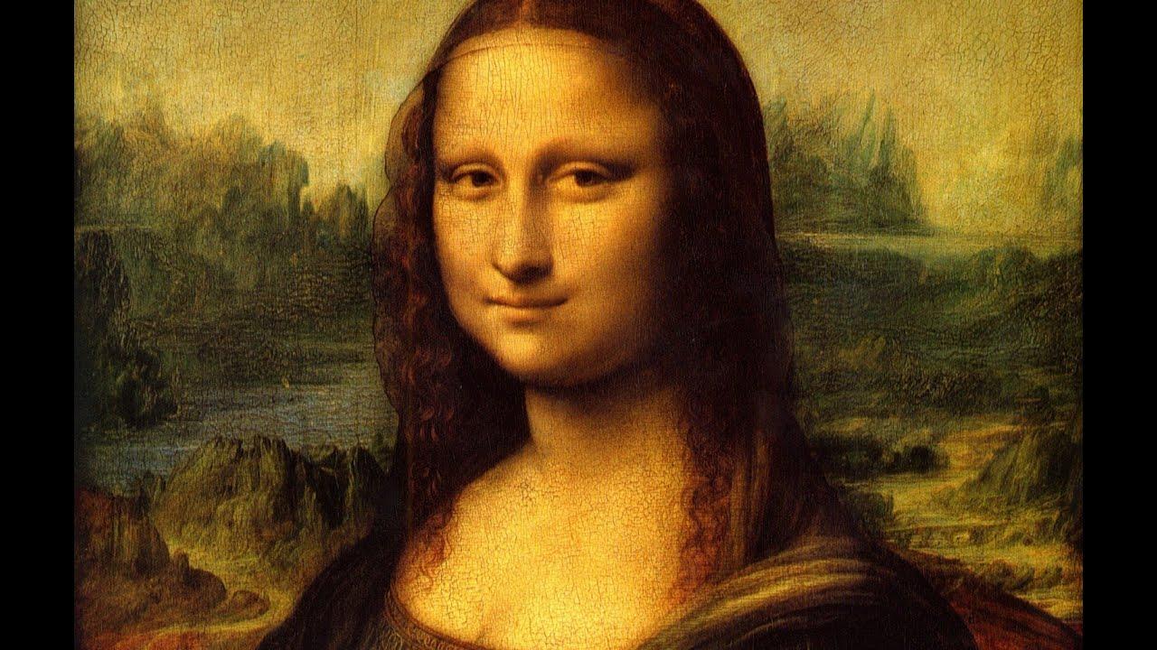 Misterios de la Mona Lisa, pintado por Leonardo da Vinci ... Da Vinci Mona Lisa
