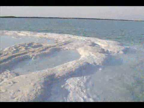 the Evaporation of the Dead Sea