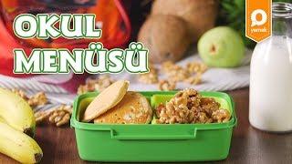 Okul Menüsü - 1 - Pratik Yemek Tarifleri