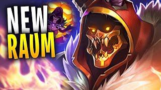 NEW RAUM GREW ON ME! | Paladins PTS Gameplay