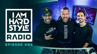 I AM HARDSTYLE Radio - Episode 99 - Brennan Heart - Special Guest Code Black