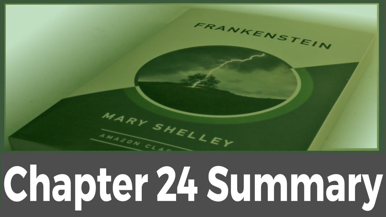 frankenstein chapter 5 summary Free chapter 5 summary of frankenstein by mary shelley get a detailed summary and analysis of every chapter in the book from bookragscom.