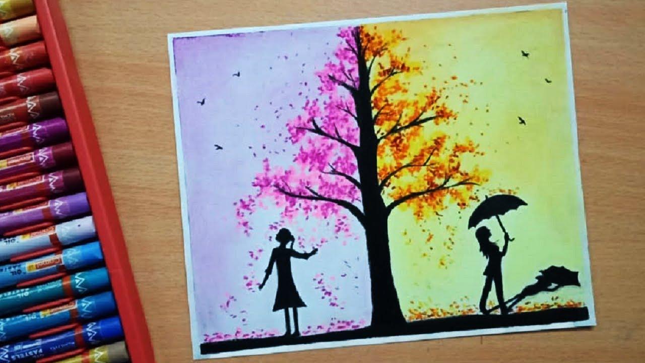 Autumn Season Tree