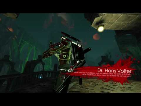 Killing Floor 2 - Dr. Hans Volter VS 30 Players