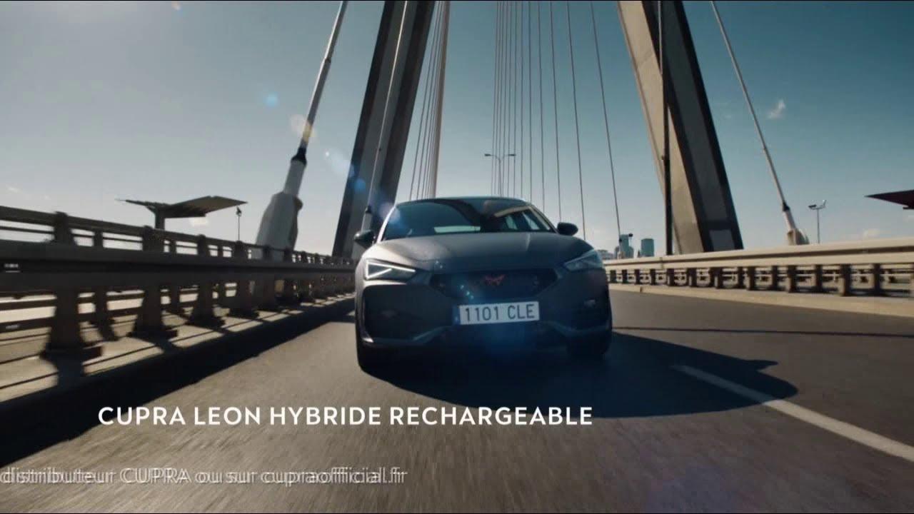 """Musique de la pub Cupra Leon Hybride rechargeable """"another way / une autre voie est possible""""  2021"""