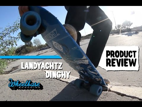 "Product Review Landychtz ""Dinghy"" Deck - Wheelbase Magazine"