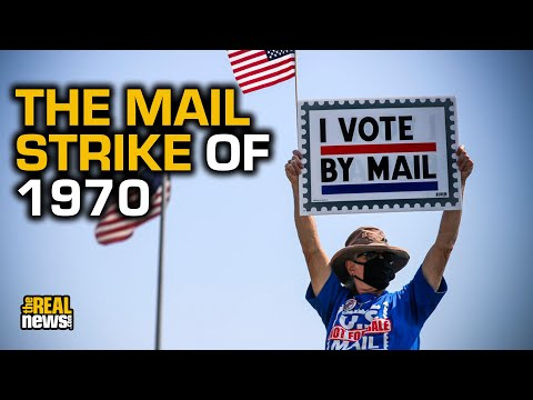 A wildcat strike in 1970 solved the last crisis at USPS