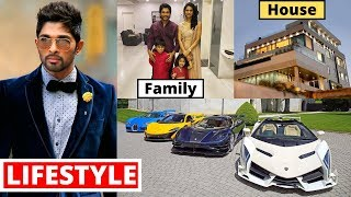 Allu Arjun Lifestyle 2020, Wife, Income, House, Cars, Family, Biography, Movies & Net Worth