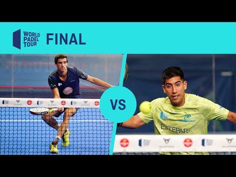 Resumen Final Galán/Lebrón Vs Chingotto/Tello Estrella Damm Valencia Open