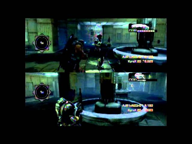 Gears of war 3 RAAM'S SHADOW [Capitulo 3: El escondite] Parte 2 [Cooperativo-Locura] Videos De Viajes