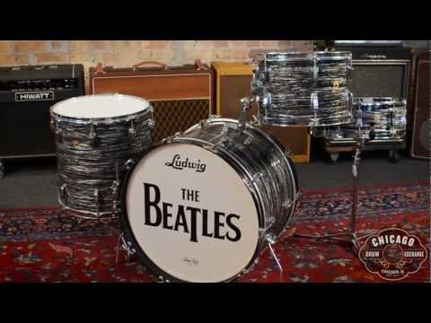 Ludwig Beatles Drum Kit - Vintage Find