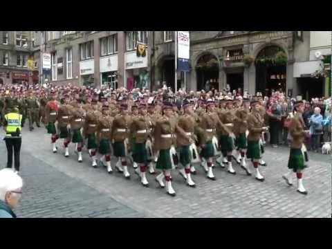 Armed Forces Day - Edinburgh
