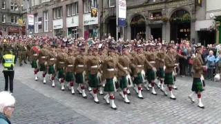 Armed Forces Day 2011 - Edinburgh 1 off 2