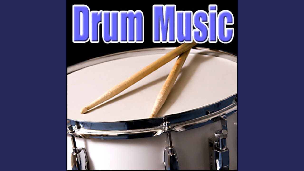 Concert Bass Drum - March Intro, Music, Percussion Drum Music