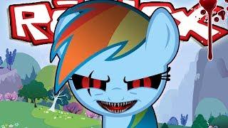ROBLOX | Rainbow Dash is Evil !