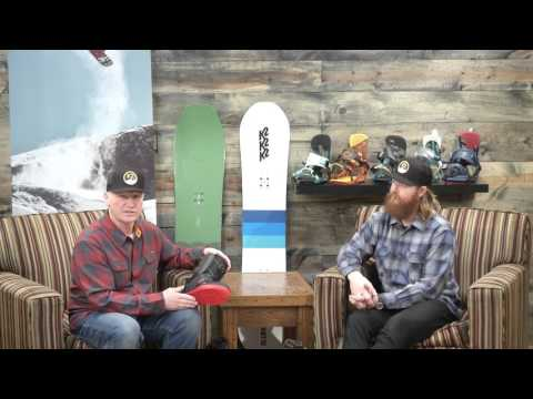 K2 Vandal Snowboard Boots - Kids, Youth 2017-Review-The-House.com