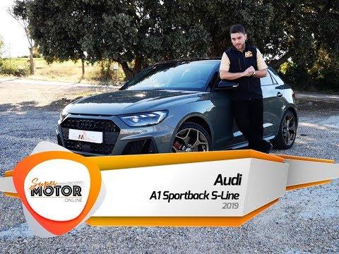 Audi A1 Sportback 2019 / Al volante / SuperMotorOnline.com