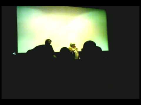 Q & A with Harlan Ellison at the New Beverly - Part 2 of 6