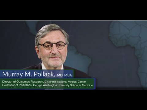 "WSP - ""PICU Outcomes and Outcome Predictions,"" by Murray Pollack, MD, MBA, for OPENPediatrics"
