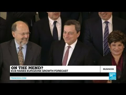 Europe's road to recovery