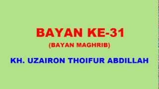 031 Bayan KH Uzairon TA Download Video Youtube|mp3