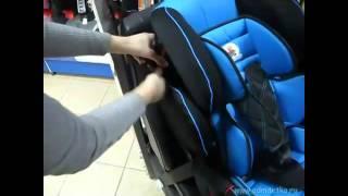 Установка автокресла от 9 до 36 кг(Видеоинструкция по установке автомобильного кресла от 9 до 36 кг. Наш сайт: http://odmdetka.ru Купить Автокресло..., 2014-02-25T07:46:16.000Z)